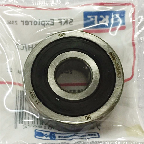 SKF bearing 6200 2RSH/C3 high sealed deep groove ball bearing - 10*30*9mm