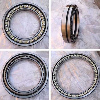 Excavator walking bearing SF4411VPX1 angular contact ball bearing