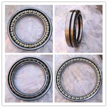 Excavator Walking Bearing CR6016X1 Angular Contact Ball Bearing