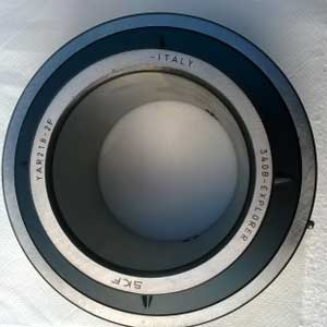 Reliable performance Pillow block bearing YAR218-2F