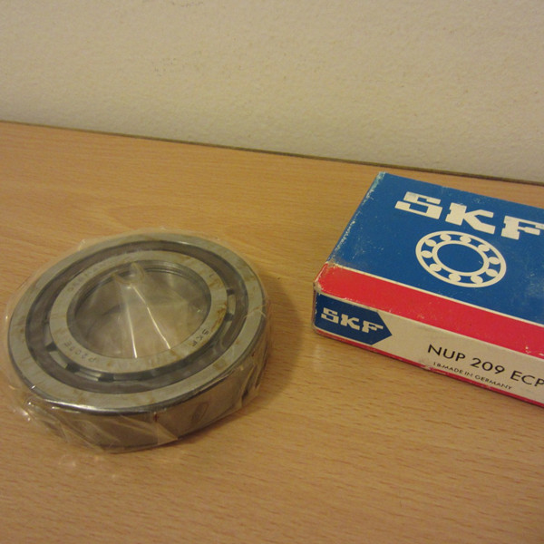 Wholesales SKF bearing NUP 209 ECP cylindrical roller bearings at best price