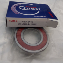 Japan NACHI 6208 2NSE deep groove ball bearing - NACHI 6208 2NSE