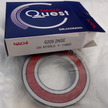 Japan NACHI 6209 2NSE sealed deep groove ball bearing - NACHI 6209 2NSE