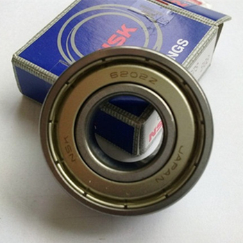 Original NSK bearing 6202Z single row deep groove ball bearing - 15*35*11mm