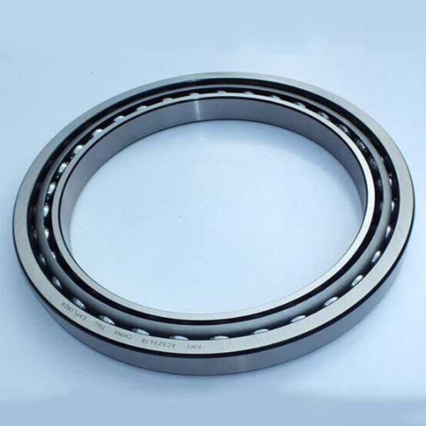 Excavator Walking Bearing AC4630 Angular Contact Ball Bearing