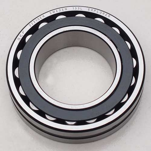 Large in stock spherical roller bearing 22210