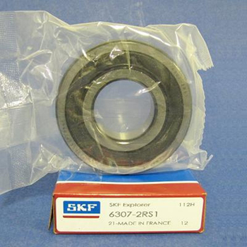 SKF bearing 6307 2RS1 sealed deep groove ball bearing - 35*80*21mm