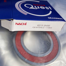Deep groove structure NACHI 6213 2NSE single row deep groove ball bearing