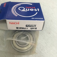 NACHI bearing 6202ZZ deep groove ball bearing in best price - 15*35*11mm