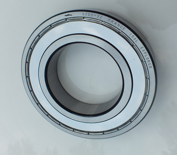 Skateboard bearing deep groove ball bearing