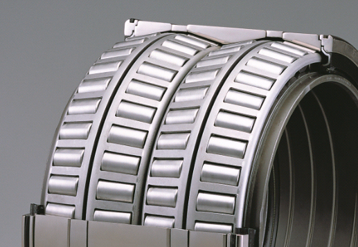 Long-Life Work Roll Bearings for Rolling Mills