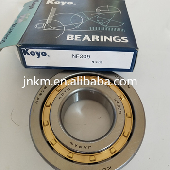 Koyo NF309 Cylindrical roller bearing for Pump 45x100x25mm