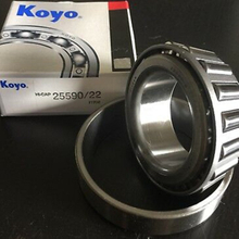 25590/25522 25590/22 Koyo Tapered roller bearing