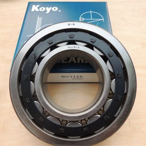 NU316 SKF high precision cylindrical roller bearing in stock - SKF bearings