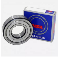 NSK bearings 6024 deep groove ball bearing 6024 Z ZZ RS 2RS