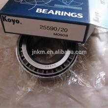 25590/25520 Koyo Tapered Roller Bearing 25590/20