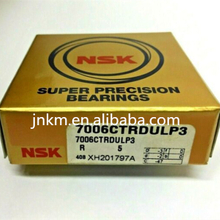 NSK 7006CTRDULP3 Super Precion Angular Contact Ball Bearing