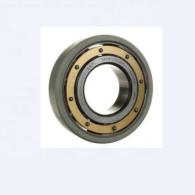 6319 M//C3VL0241 Brass cage Deep Groove Ball Bearing High Precision bearing 6320 M//C3VL0241